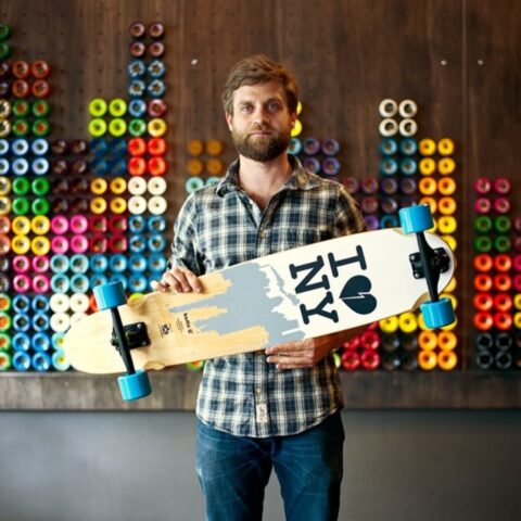 Phillip, Manager, Bustin Boards, Lower East Side, New York