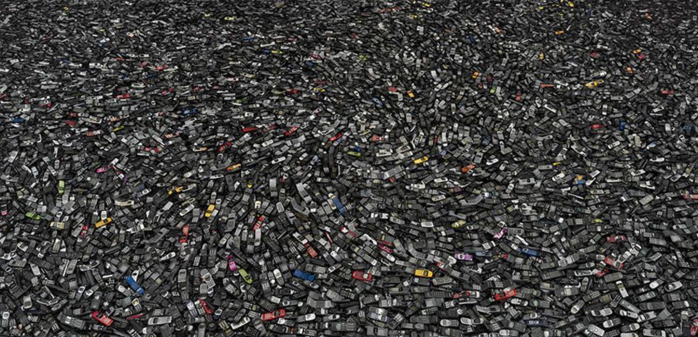 Cell phones #2, Atlanta