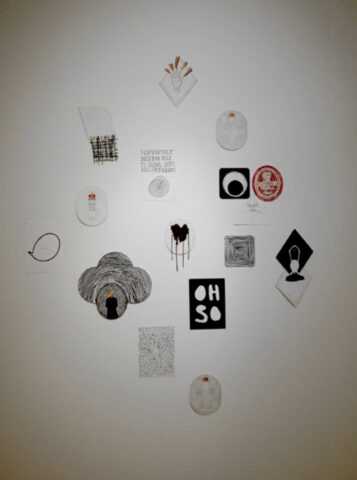 Untitled suite of 14 works