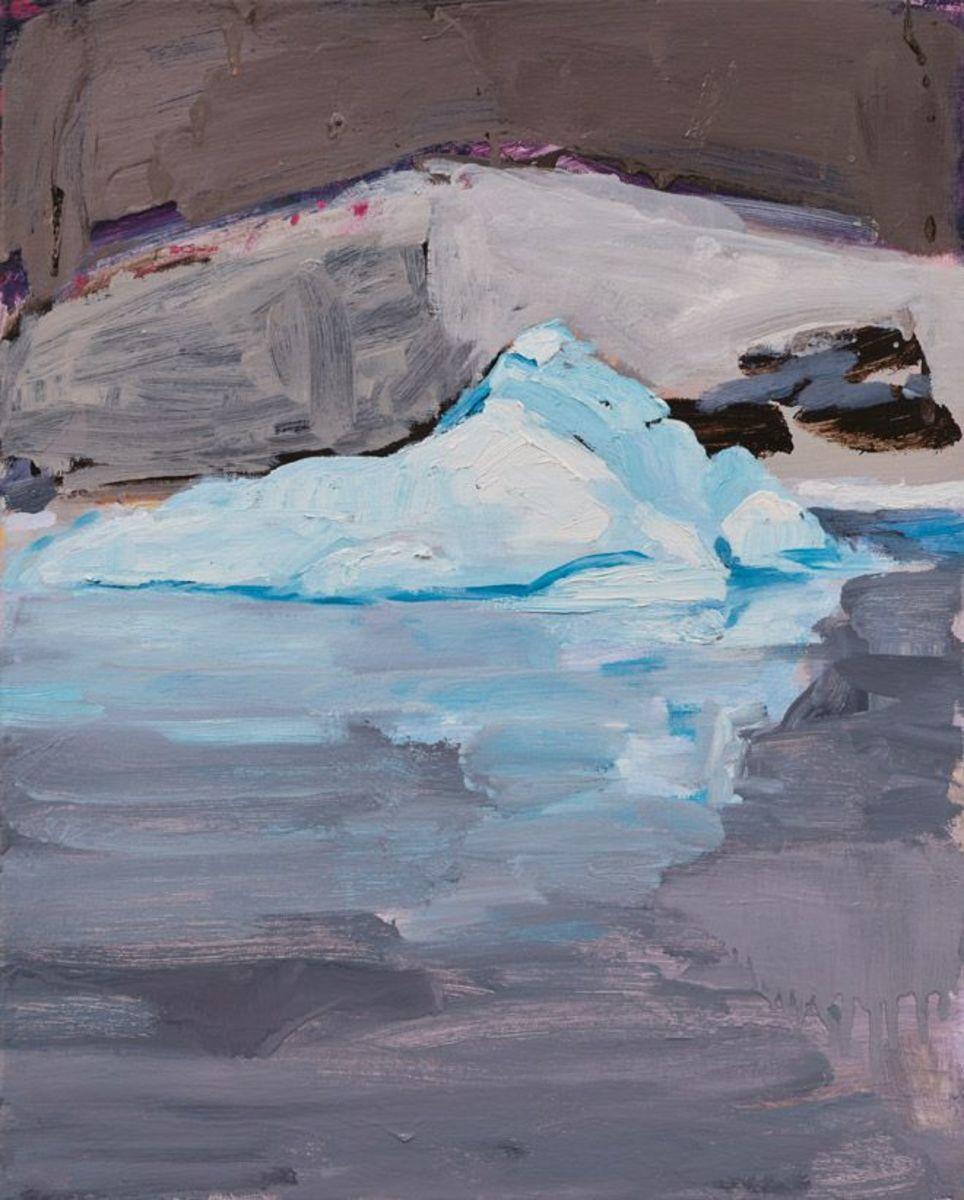 Iceberg study 2