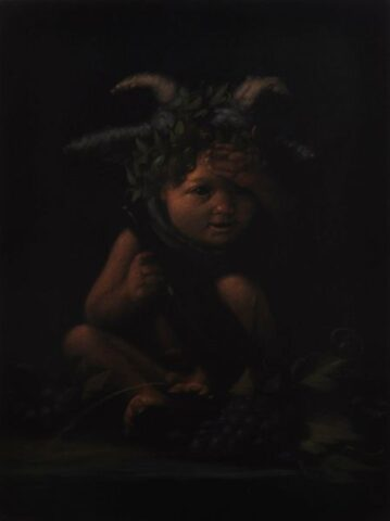 Bacchanal (Young Bacchus)
