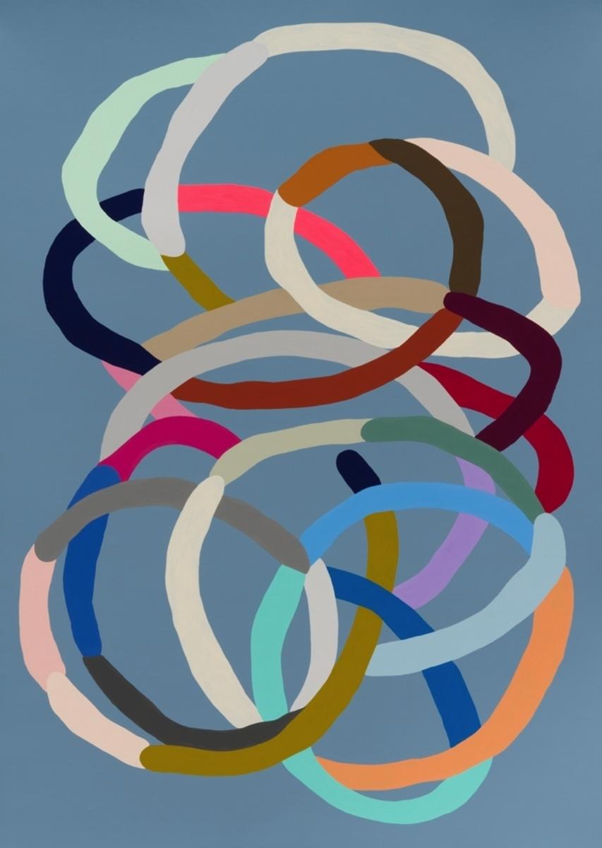Loop (Pale Mineral Blue)