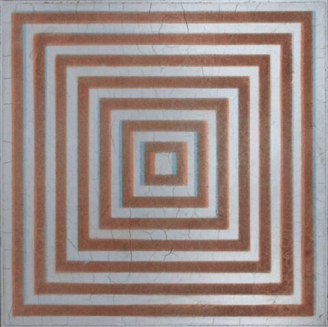 Advancing and receding squares