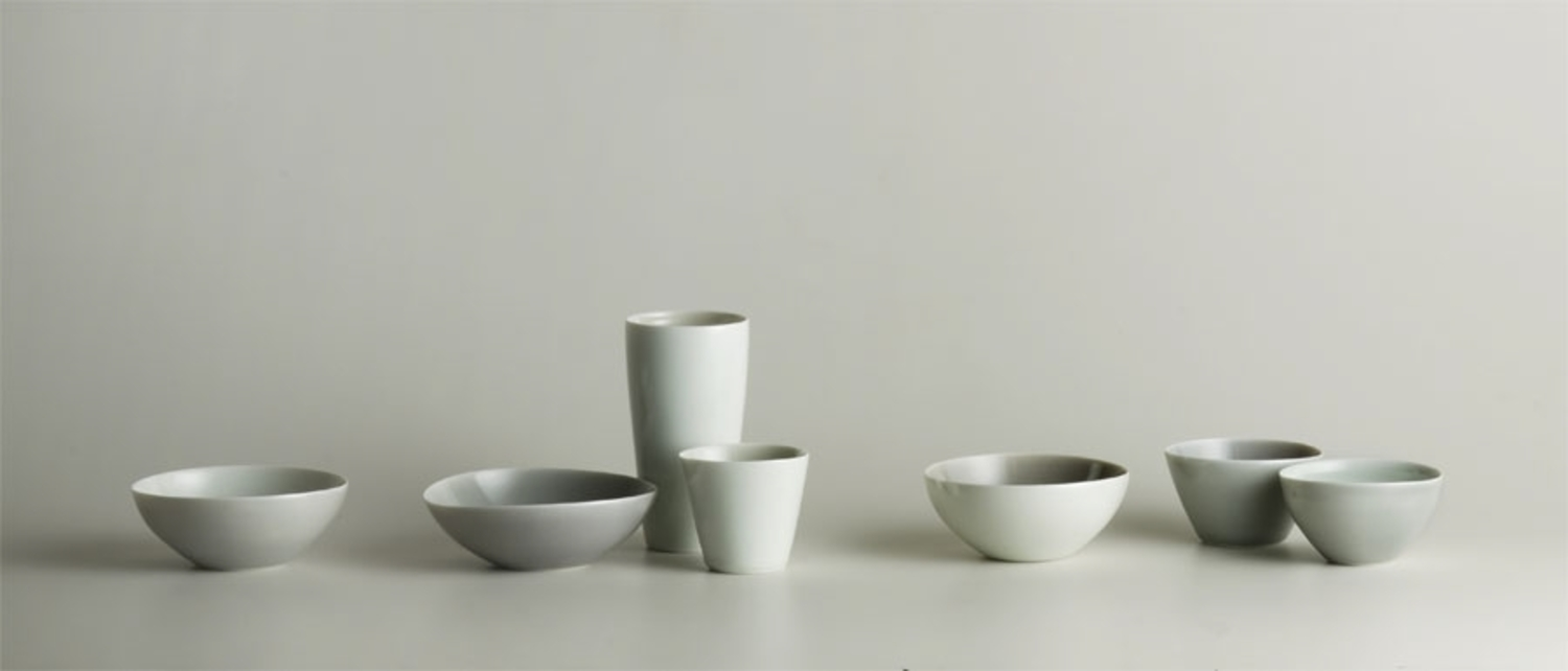 Slow, with five bowls
