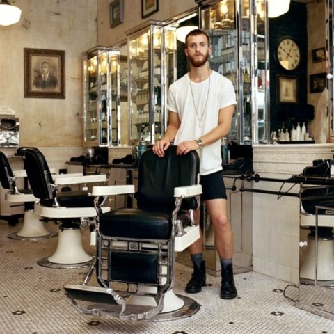 Tim, Hair Stylist, Lower East Side, New York