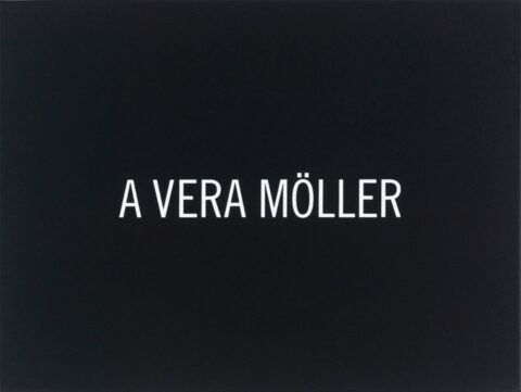 White Box: A Vera Moller