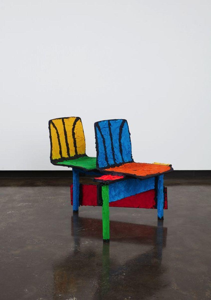 Pillion chair