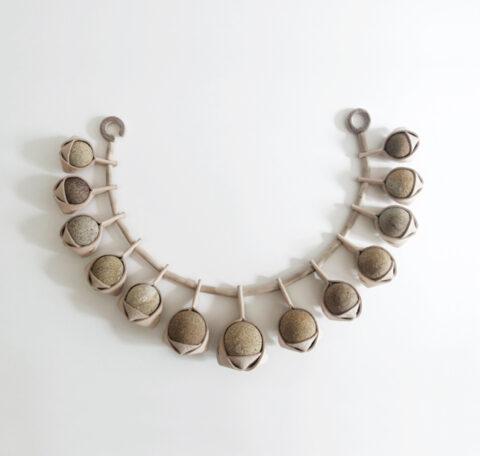 Sandstone neckpiece
