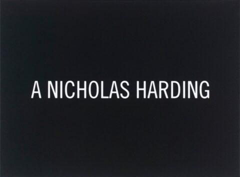 White Box: A Nicholas Harding