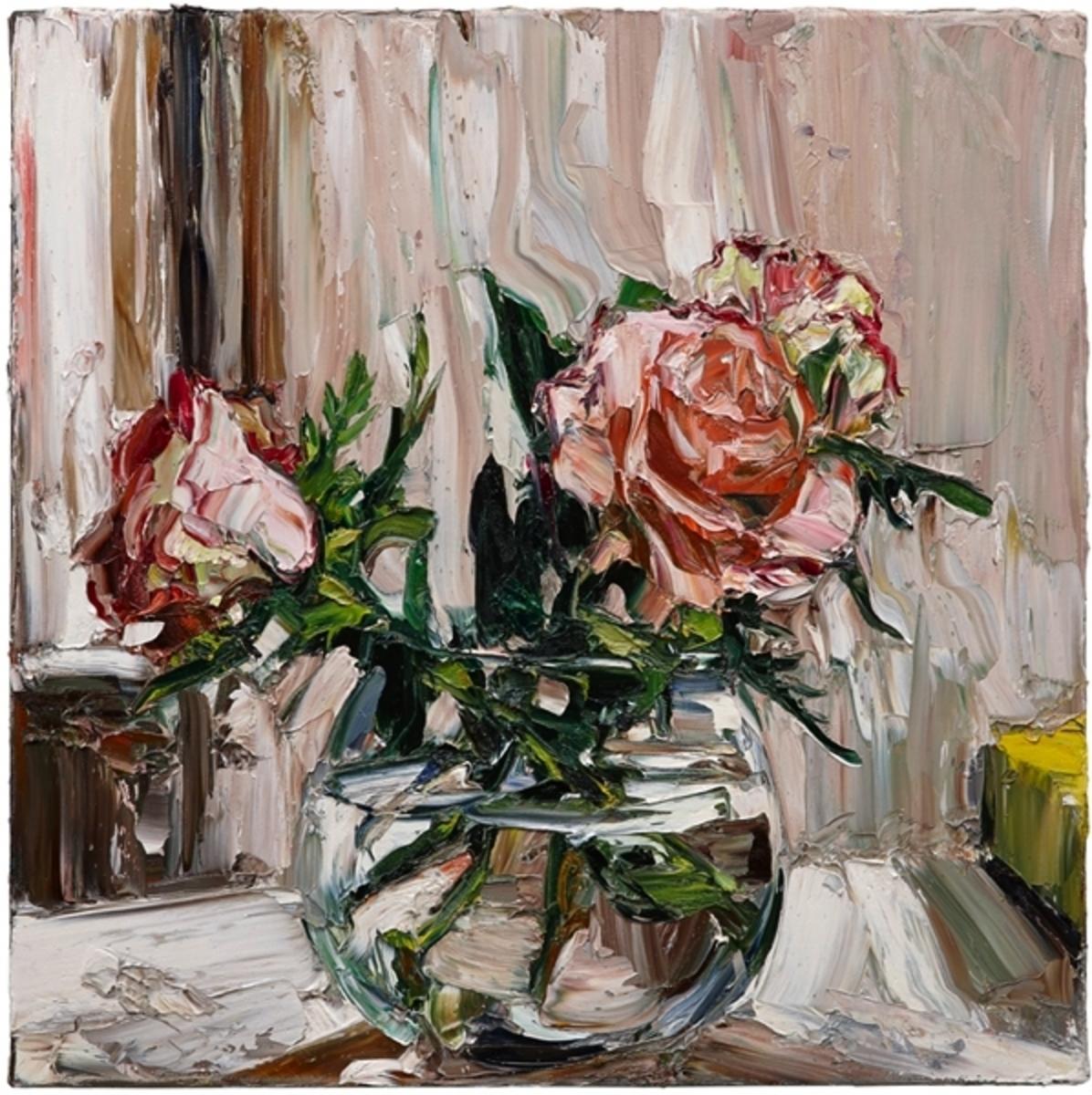 Paris still life (Stolz roses)