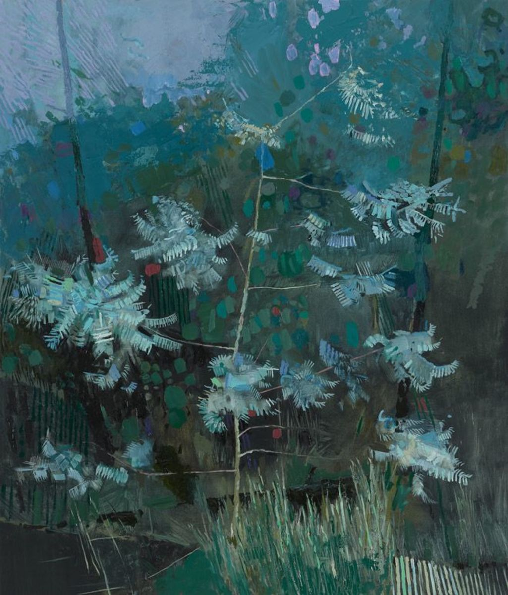 Wattle sapling