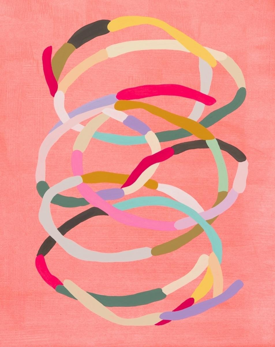 Loop (Cosmic Red)