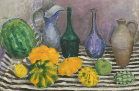 Bottles and marrows