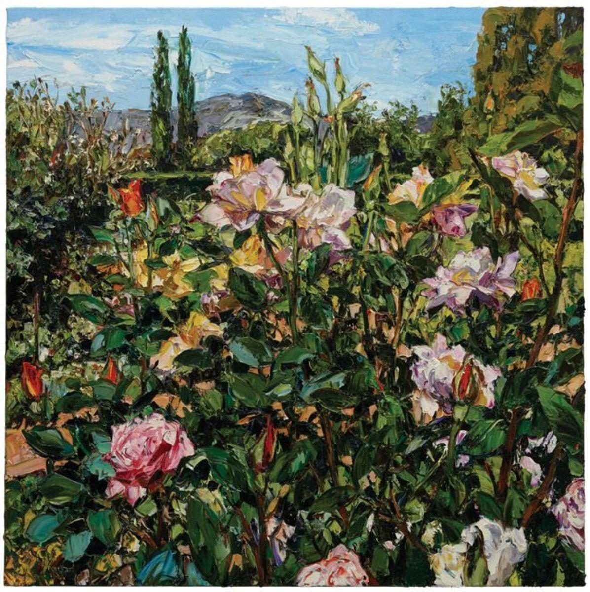 Tumbarumba garden landscape