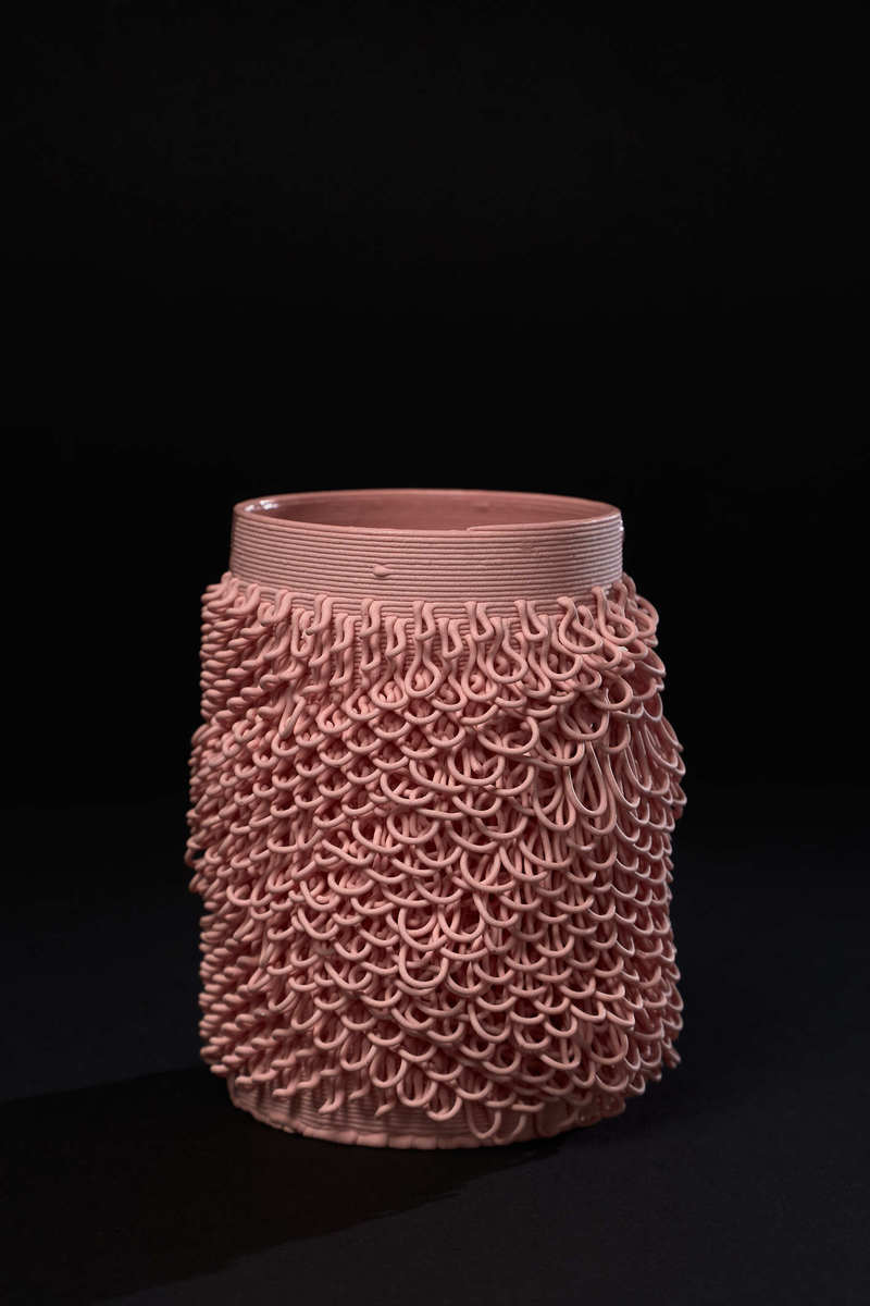 Banksia Vase (Pink)