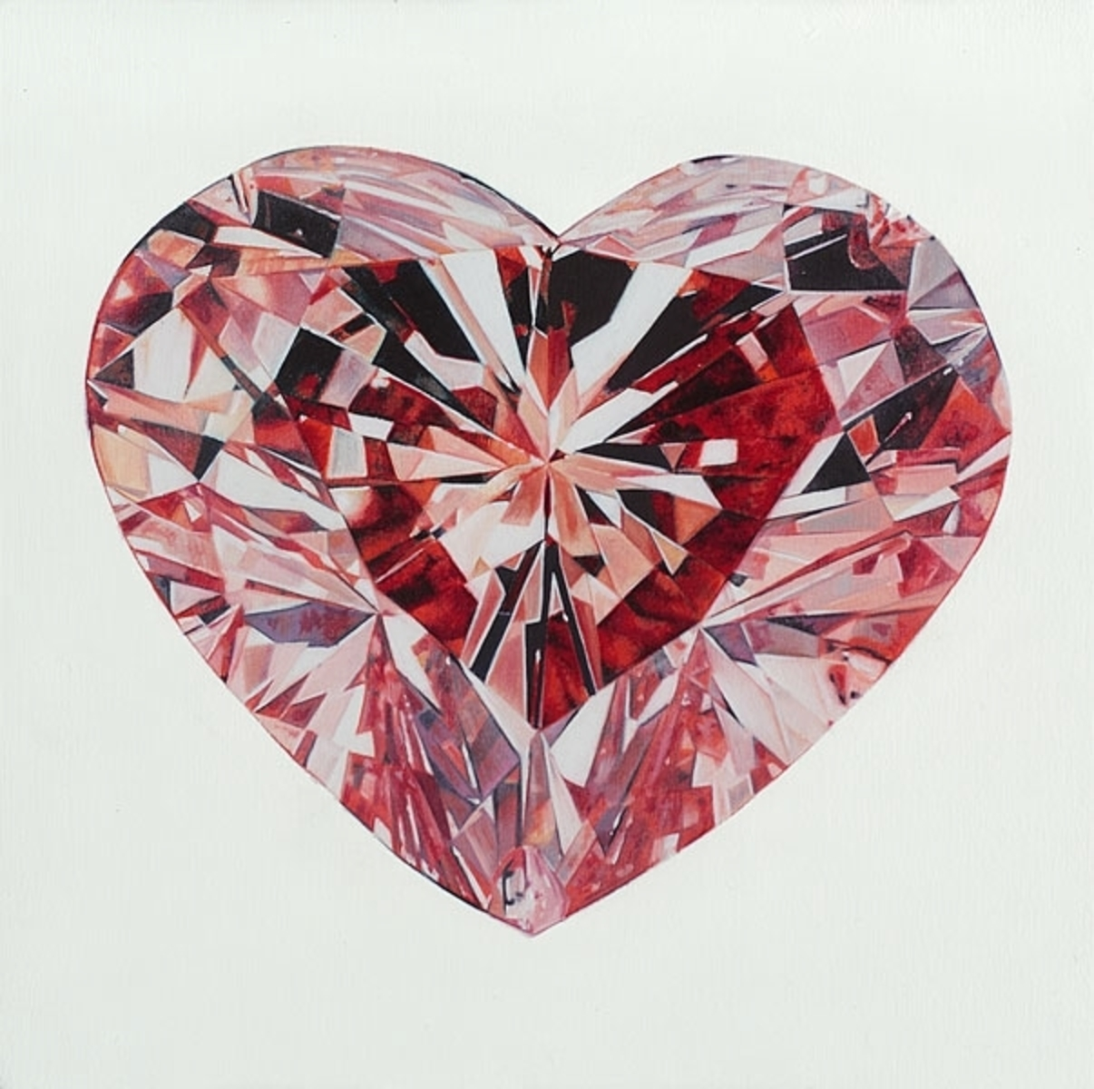 Red Diamond/First You Make Your Heart a Stone