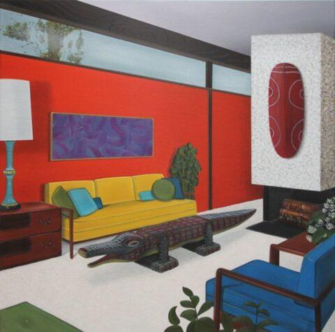 Spirit rooms (red)