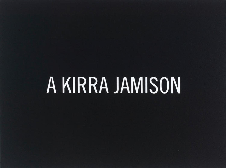 White Box: A Kirra Jamison