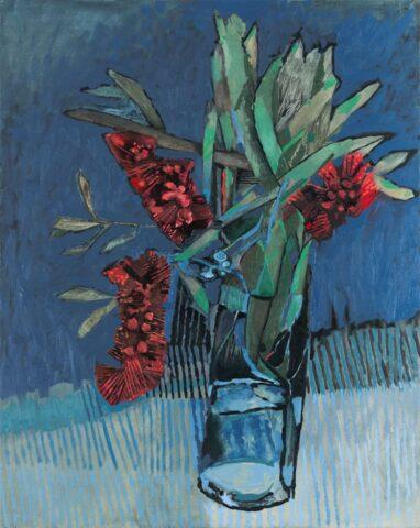 Red bottlebrush [4]