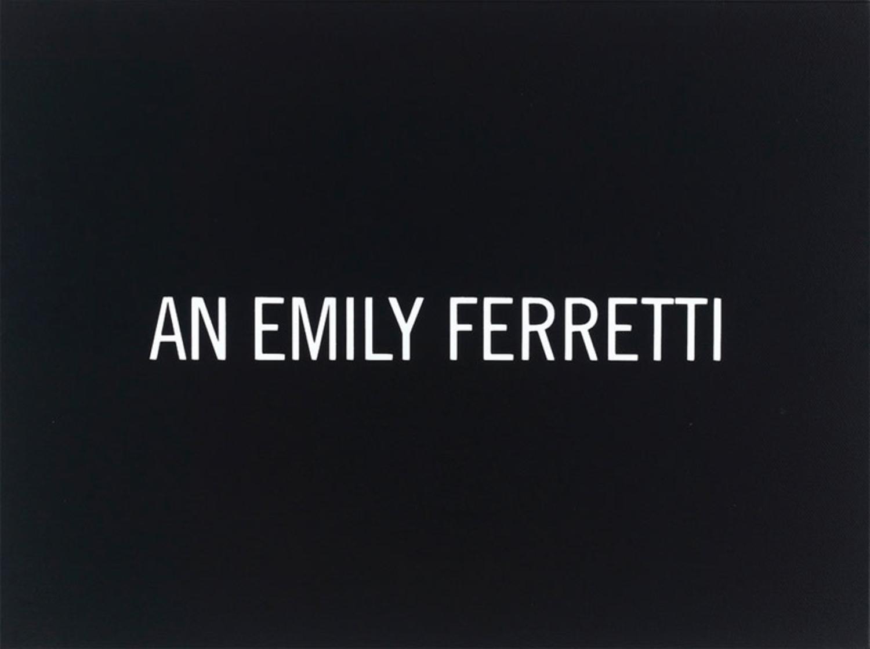 White Box: An Emily Ferretti