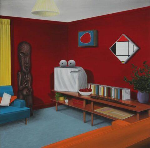 Spirit rooms (red II)