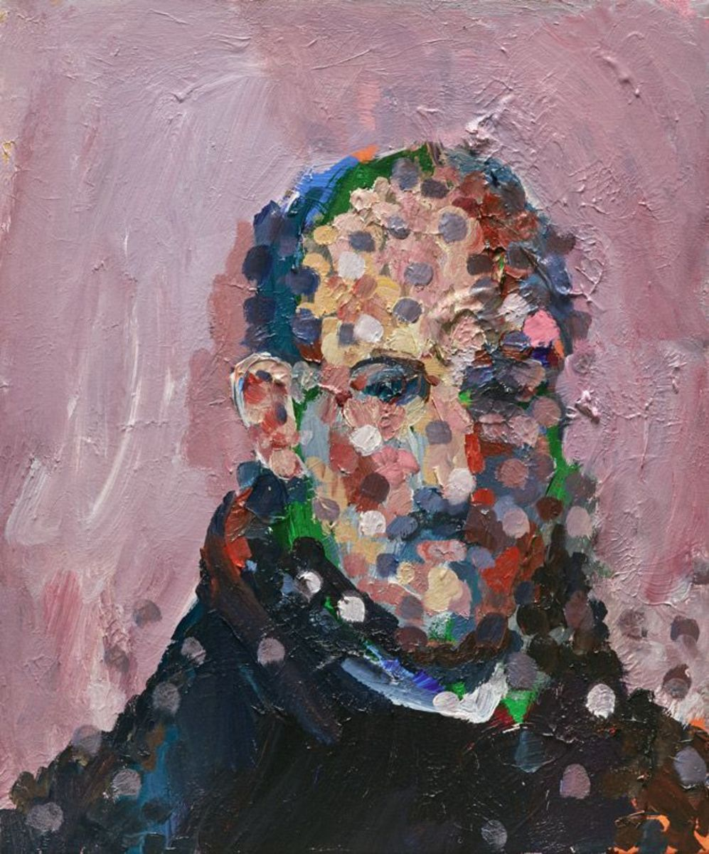 Regal portrait
