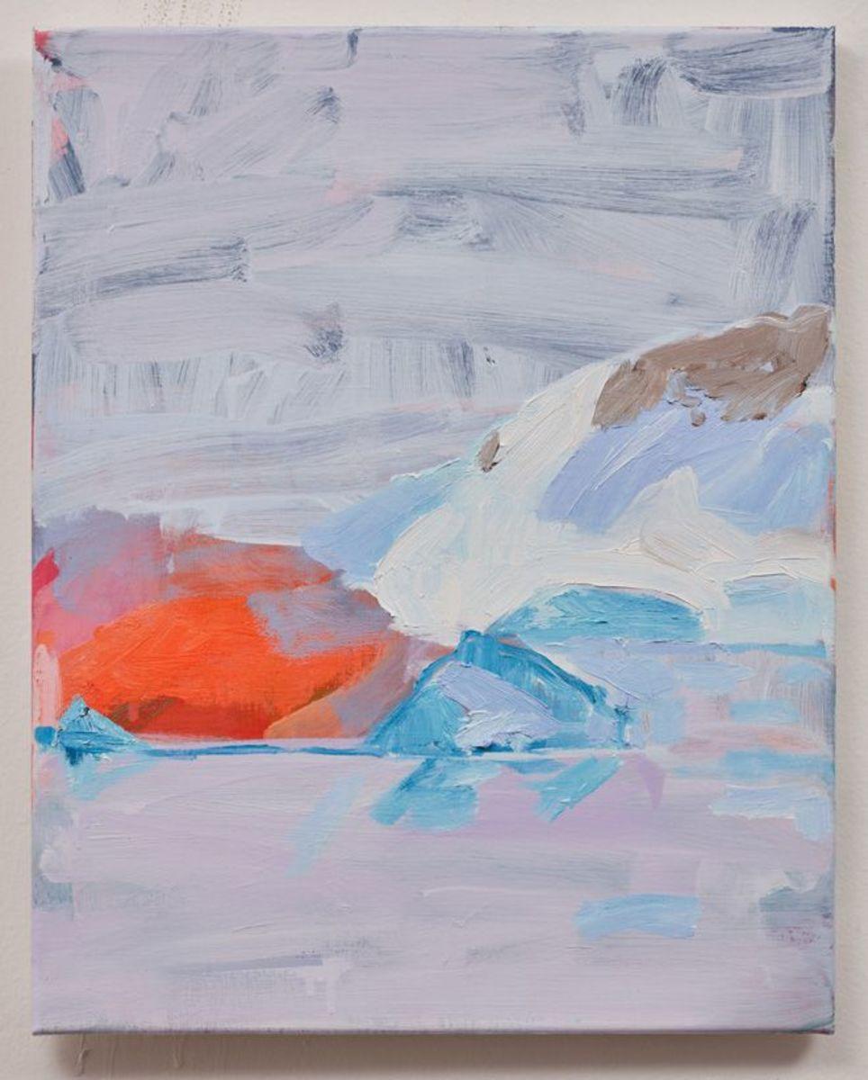 Iceberg study 4