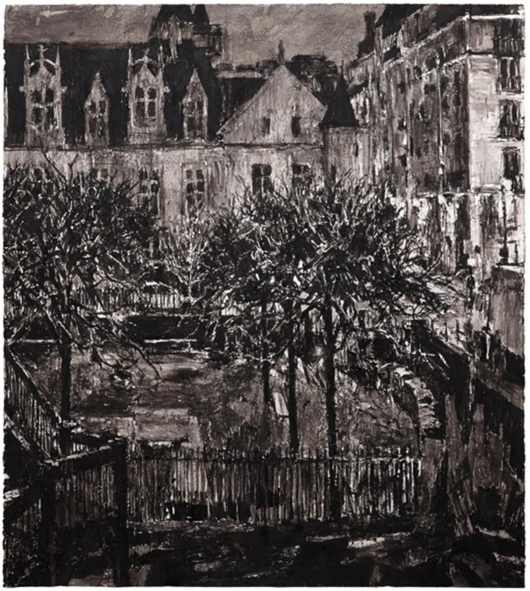 Paris nocturne (3a.m.)
