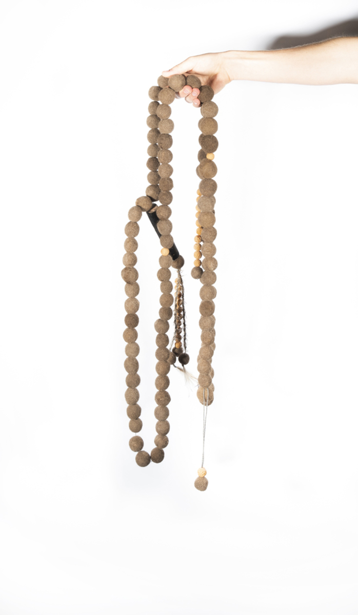 Prayer for Water Necklace
