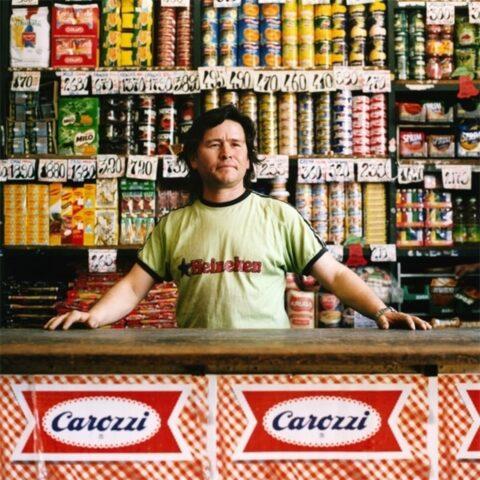 Food Store, La Vega Central, Santiago, Chile