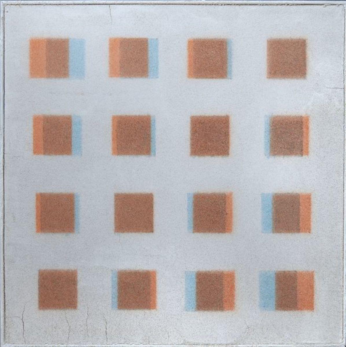 Tilting squares