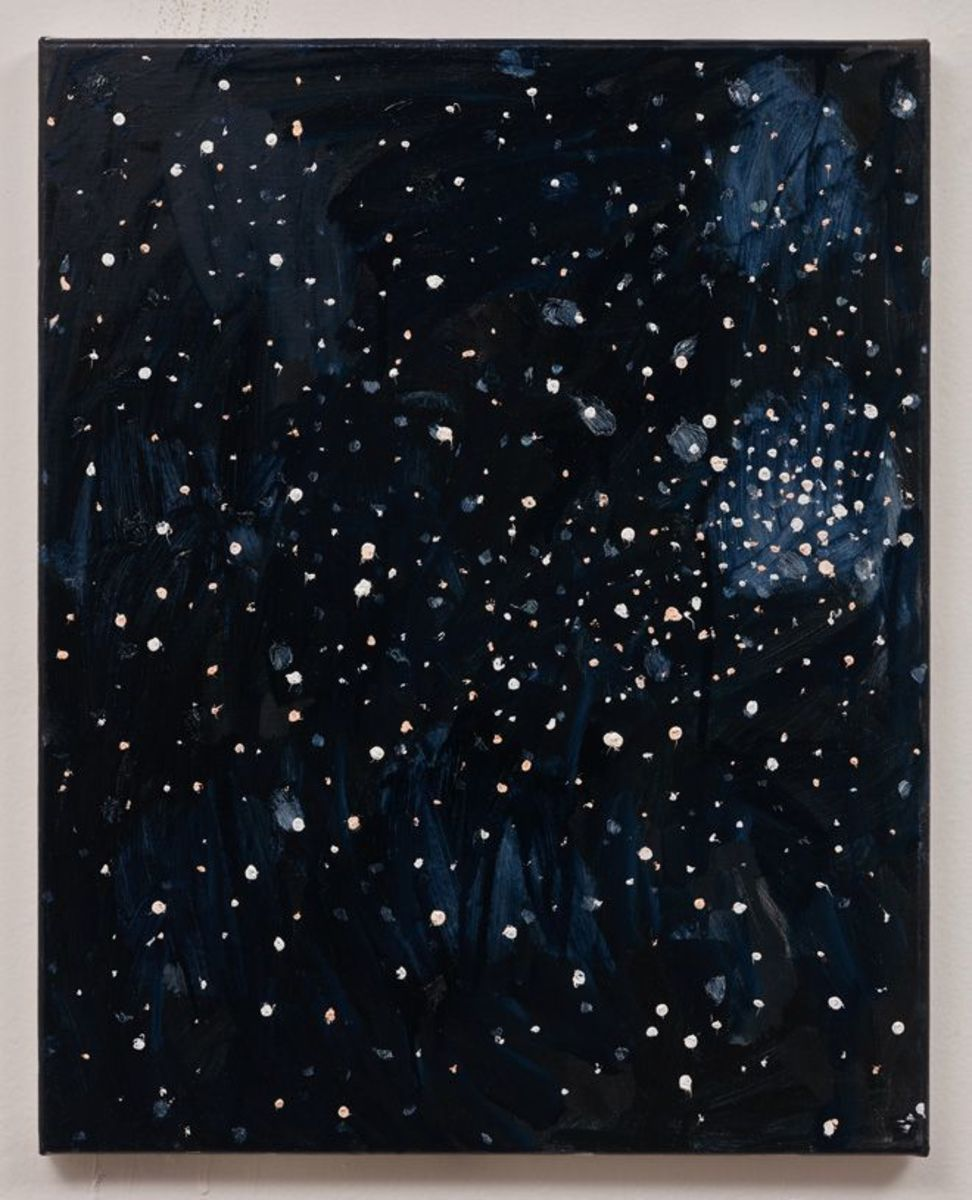 Snow, ice, stars