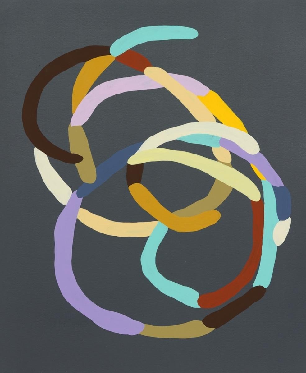 Loop (Deep Grey 1)