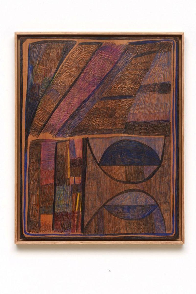 Wood drawing 2
