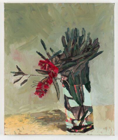 Red bottlebrush [2]