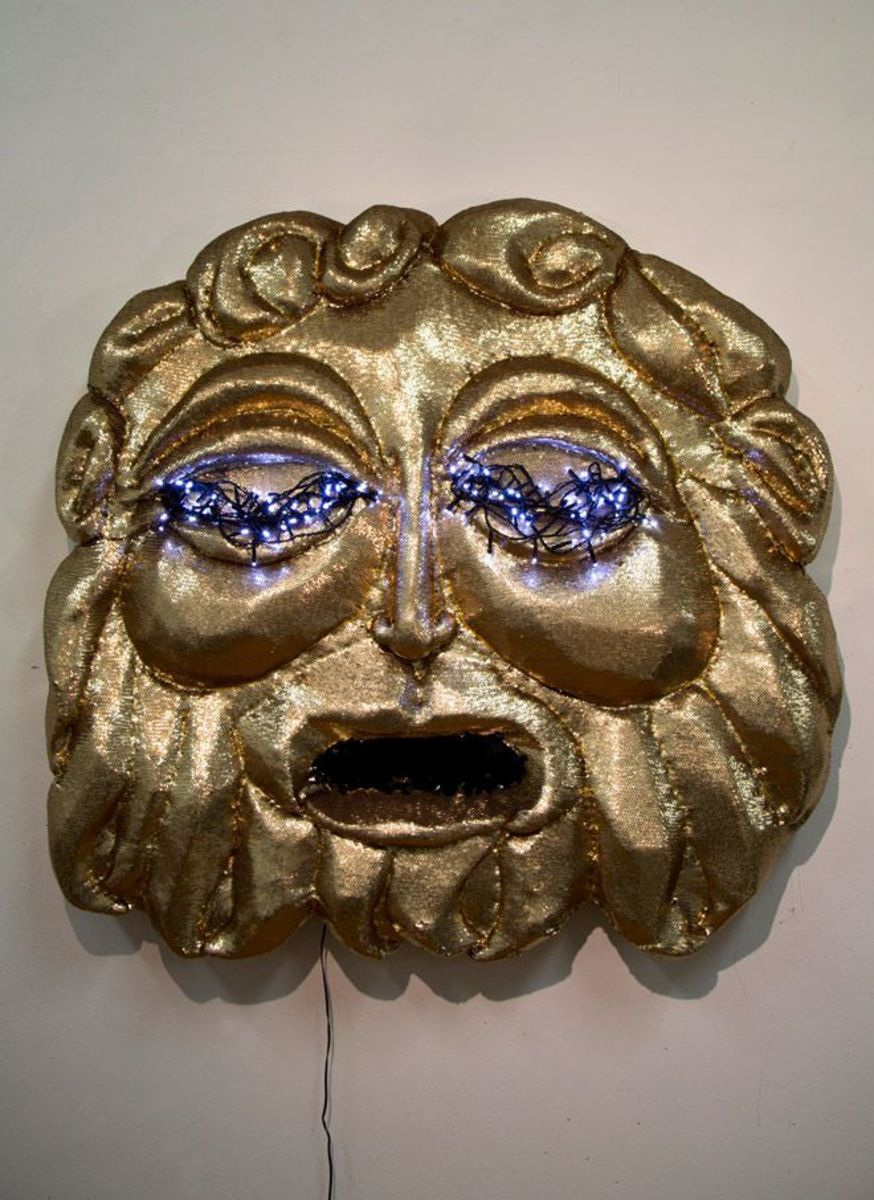 Belly of the Beast (Gold Mask)