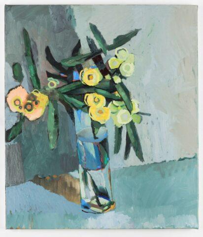 Yellow flowering eucalyptus [6]