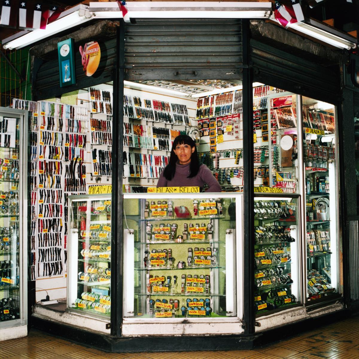 Watch Store, Santiago, Chile