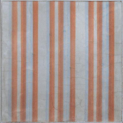 Advancing and receding stripes medium