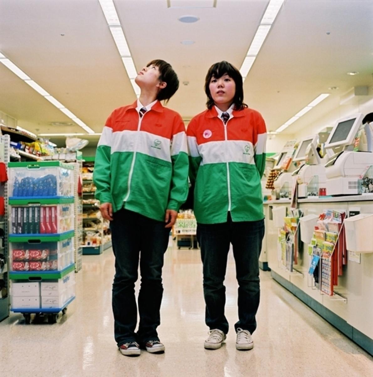 We Love Green Convenience Store, Roppongi Hills, Tokyo