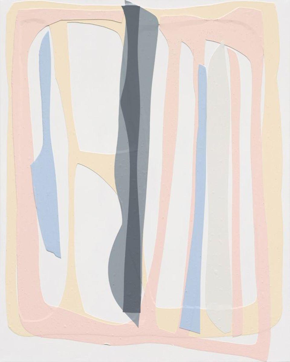 Cut painting #5