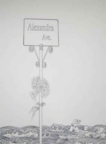 Study 1 for Alexandra Avenue